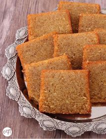 C'est ma fournée ! : Le sublime cake marocain de Sophie Dudemaine Desserts With Biscuits, Cookie Desserts, Sweets Recipes, Cake Recipes, Chrismas Cake, Healthy Food Alternatives, Candy Cakes, Cake & Co, Loaf Cake