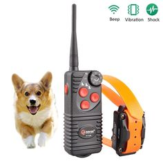 Aetertek At-216D-550s 600yard Remote Dog Training Shock Collar 100% Waterproof and Rechargeable Correcting Bad Behavious Jumping on People ,Barking, Biting Etc -- You can find more details by visiting the image link. (This is an affiliate link and I receive a commission for the sales)