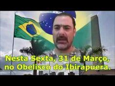 Agora Obelisco Ibirapuera vamos assistir 31 de Março de 1964 há 2017