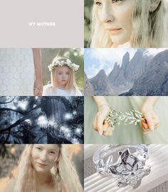 Mother and daughter #1: Galadriel...