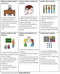 Tarjetas de Habilidades Sociales (actitudes en el Cole)