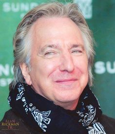 The Fish Scarf. Fans used to spot this scarf and say it was one of his favourites. He was very fond of scarves.