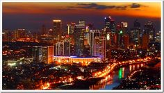 O que fazer em Makati - Manila