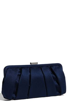 a9bf651aee Nina Pleated Satin Clutch available at  Nordstrom Mob Dresses