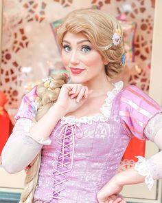 Rapunzel And Flynn, Disney Princess Rapunzel, Punk Disney Princesses, Tangled Rapunzel, Tokyo Disney Resort, Tokyo Disneyland, Disney Face Characters, Disney Movies, Disney Magic
