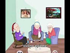 Comico Le tre sorelle anziane - YouTube Family Guy, Youtube, Blog, Fictional Characters, Three Sisters, Jokes, Blogging, Fantasy Characters, Youtubers