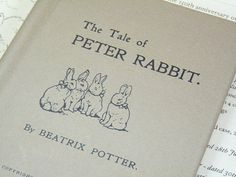 A limited edition facsimile of The Tale of Peter Rabbit... #Beatrix150