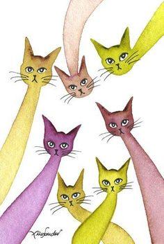 Wales Stray Cats ..... Lori Alexander
