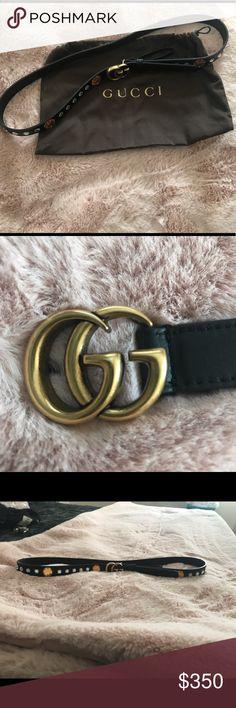 e3ee70f51c4a Gucci Jeweled Belt Beautiful authentic jeweled Gucci belt. Wore a few  times