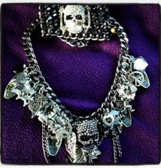Elsk på armebånd og kjede mitt fra SO-B (Børre Olsen, Norway) Olsen, Norway, Charmed, Bracelets, Check, Jewelry, Fashion, Moda, Jewlery