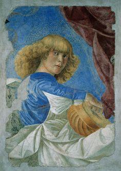Piero della Francesca - Melozzo da Forli