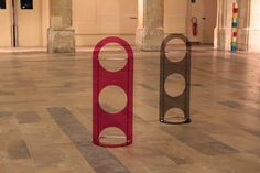 Valet // Le Grouillot // Plexi  et inox // by Collectif 7iD