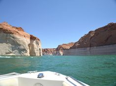 Double click on link to view blog - http://yamkantravel.blogspot.com/2013/07/lake-powell-lower-antelope-canyon-page.html
