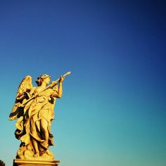An angel of Rome