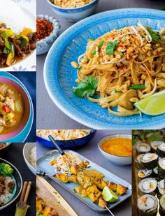 Matsedel v 41 med smak av Asien Nasi Goreng, Curry, Brunch, Sushi, Ethnic Recipes, Food, Asia, Curries, Essen