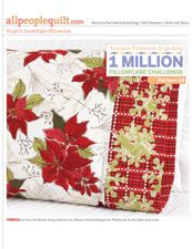 I am making pillowcases for each of my grandchildren for Christmas, customized to their personal interests, which will also serve as the gift bag for their Christmas gift.  Download free patterns at this site.  I am making the Roll It Up! pattern.
