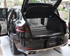 2015 Porsche Macan Turbo -- Looking Amazing, Athletic and Nimble -- 50+ Real-Life Photos Inside and Out 37