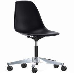PSCC2 | PLAN@OFFICE Charles & Ray Eames, Home Furniture, Furniture Design, Design Bestseller, Luminaire Design, Swivel Chair, Rocking Chair, Contemporary Furniture, Aluminium