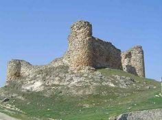 Castillo de Fuentes Cuenca Spain.