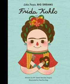 Frida Kahlo Little People Big Dreams Book: In this new series, discover the lives of outstanding people from designers and artists to scientists. All of them went on to achieve incredible things, yet all of them began life as a little child with a dream. The second book follows Frida Kahlo, whose desire to study medicine was destroyed by a childhood accident. Frida began painting from her bedside and produced over 140 works, culminating in a solo exhibition in America. This inspiring and…