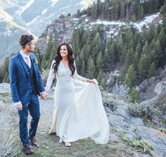 modest wedding dress with long sleeves from alta moda bridal (modest bridal gowns) photo by