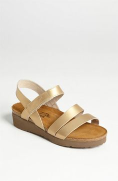 Naot 'Kayla' Sandal available at #Nordstrom