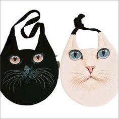 Cat's Shape Bag