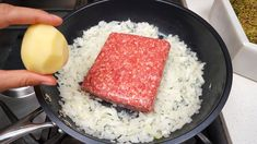 Ground Meat Recipes, Hamburger Recipes, Beef Recipes, Yummy Recipes, Dinners To Make, Fast Dinners, One Pot Meals, Entree Recipes, Dinner Recipes