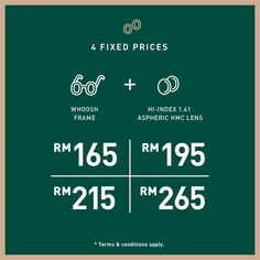 3-30 Apr 2015: Whoosh Grand Opening Deals