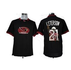 d2de9ff94 Nike Arizona Cardinals  21 Patrick Peterson Black Men s NFL Game All Star  Fashion Jersey Nfl