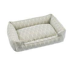 Jax and Bones Premium Cotton Blend Lounge Dog Bed, Pearl, Medium 32x27x10 Jax & Bones http://www.amazon.com/dp/B008DFG23S/ref=cm_sw_r_pi_dp_yRYEub1VWHB8J