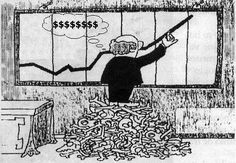 El capitalismo no esta diseñado para mejorar la calidad de vida de las personas, esta diseñado para maximizar las ganancias a cualquier costo....