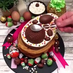 Fancy Drinks, Pinterest Recipes, Cute Cakes, Desert Recipes, Recipe Box, Food Art, Kids Meals, Deserts, Food And Drink