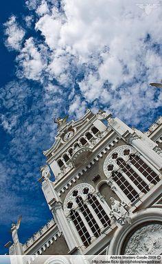 Basílica de Los Angeles, Cartago, COSTA RICA.