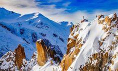 New free stock photo of cold glacier snow via Pexels https://www.pexels.com/photo/adventure-altitude-chamonix-climb-442403/