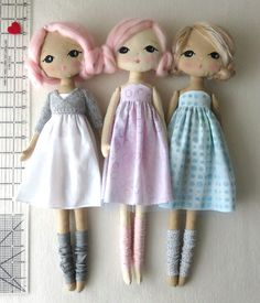 Gingermelon Dolls: Um novo começo ...
