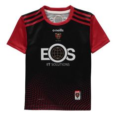 O'Neills Down Training Jersey This O'Neills Down Training Jersey will be a great option for your little one when they want to cheer on their GAA heroes. The short sleeves and round neck give a classic look whilst the O'Neills branding on the shoulder and team badge at the chest help to achieve a sporty look whilst showcasing their favourite team. Kids Clothes Boys, Kids Boys, Football Kits, Sporty Look, Classic Looks, Badge, Cheer, Kids Outfits, Short Sleeves