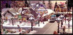 Original Snow Village Series represents the collective spirit of Department 56 Christmas Village Collections, Christmas Village Display, Christmas Town, The Night Before Christmas, Christmas Villages, Christmas Traditions, Christmas Holidays, Christmas Scenery, Christmas Ideas