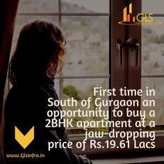 Post with 4 views. First time in South of Gurgaon an opportunity to buy a Apartment at a jaw-dropping price of Lacs Affordable Housing, Viral Videos, Trending Memes, First Time, Opportunity, Funny Jokes, Real Estate, Homes, Group