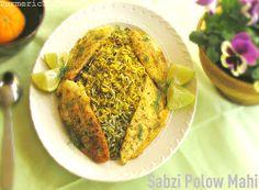 Turmeric and Saffron: Mahi - Fish (Fried, Smoked or Baked) Persian New Y...