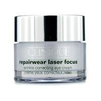 Clinique Repairwear Laser Focus Wrinkle Correcting Eye Cream: Click to go to SkincareDupes.com to view possible dupes!