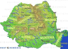 pamant Kids And Parenting, Romania, Montessori, Maps, Study, Wallpapers, Green, Geography, Studio