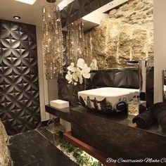 55 lavabos de luxo!!! Pequenos e sofisticados! Inspire-se com o post no blog: #construindominhacasaclean #blogger #lavabo #banheiro #bathroom #decor #decoração #design #designinteriores #arquitetura #iluminação #inspiração #instadecor #lovedecor