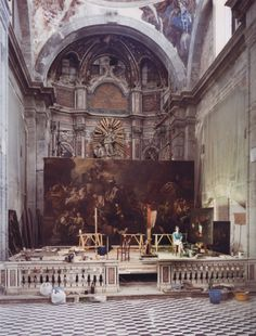 Thomas Struth - Naples, 1989
