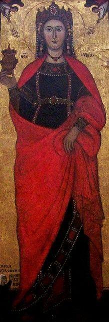 Jacopo Torriti, Sainte Lucie by magika42000, via Flickr