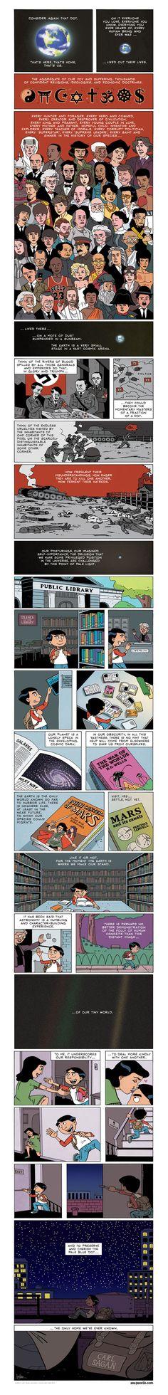 Zen Pencils Comic Strip, February 17, 2014 on GoComics.com