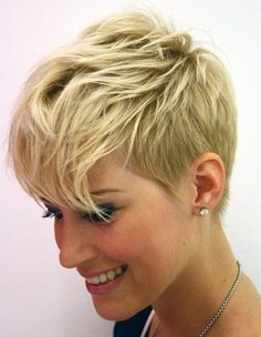 Short Sassy Hairstyles Pleasing Pixie Cuts  Hair  Pinterest  Pixie Cut Pixies And Hair Style