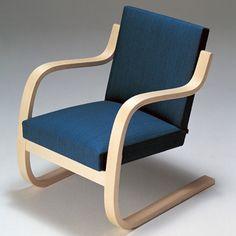 Alvar Aalto Armchair 402