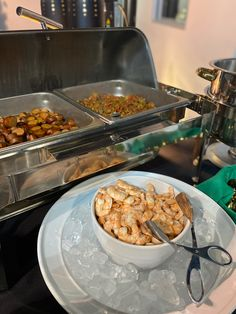 Type A Catering is great at selecting stations for weddings and events, like this gumbo station. (Some ingredients not pictured). Catering Companies, Wedding Catering, Gumbo, Events, Weddings, Type, Breakfast, Food, Okra