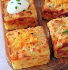 myfridgefood - Mashed Potato Puffs